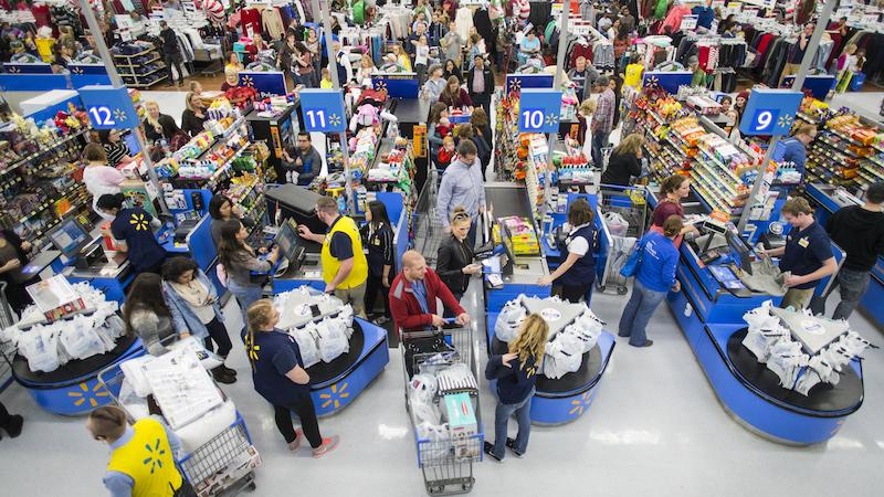 Walmart WMT