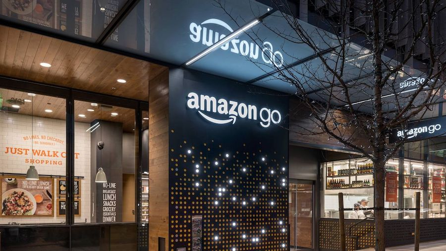 Walmart vs Amazon go