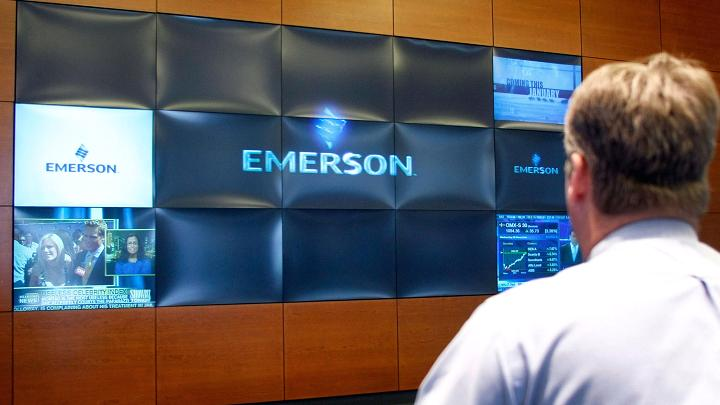 Emerson EMR