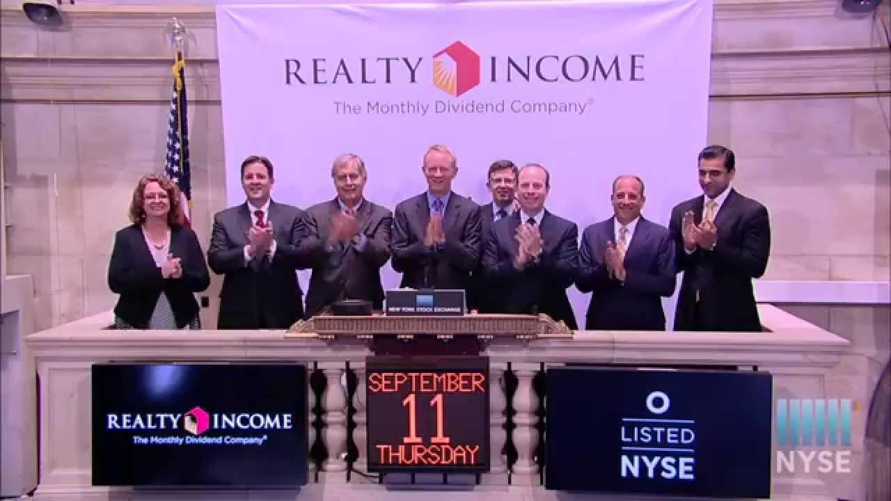 Realty Income O