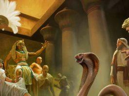 Moises matou o egípcio